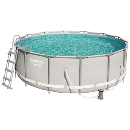 BESTWAY Rundpool »Power Steel Pools«,  rund