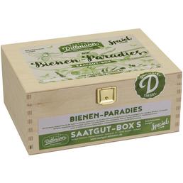 Saatgut-Box Bienenkräuter