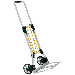 WOLFCRAFT Sackkarre, max. 70 kg, Stahl/Aluminiumguss