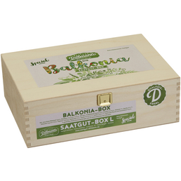 Samen Balkonia Saatgut-Box