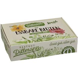 Samen Essbare Blüten Saatgut-Box