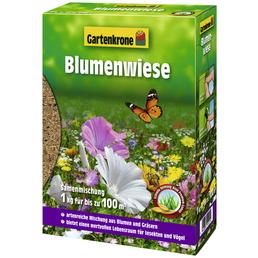 Samenmischung »Gartenkrone Blumenwiese«