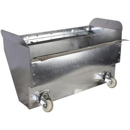 TEXAS Sammelbehälter »Handy Sweep«, grau, 8,6 kg