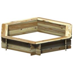 TraumGarten Sandkasten »BEO «, BxLxH: 174x174x30 cm cm