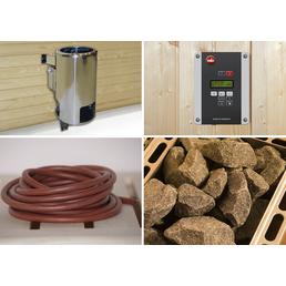 WEKA Saunaofen-Set »OS«, inkl. externer Steuerung, 3,6 kW