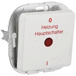 DÜWI Schalter, AquaKombi, 250 V, Weiß