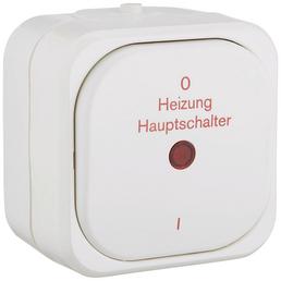 REV Schalter, AquaTop, 250 V, Weiß