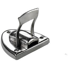 HETTICH Schatullenverschluss, Stahl, silberfarben, 10 Stück