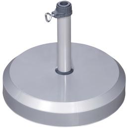 DOPPLER Schirmständer, Beton, Rohrdurchmesser: 26 - 40 mm