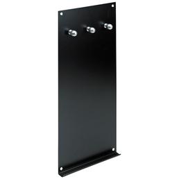 HETTICH Schlüsselbrett, Stahl, 180x450x32mm
