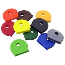 GECCO Schlüsselkappe Kunststoff, 5  Stück