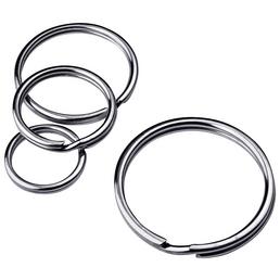 GECCO Schlüsselringsortiment, Stahl, 15 Stück