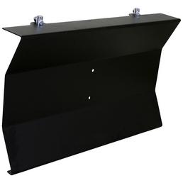 TEXAS Schneeräumschild, schwarz, 8,8 kg