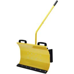 TEXAS Schneeschild, gelb/schwarz, 17,5 kg