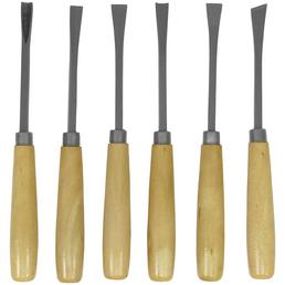 CONNEX Schnitzwerkzeug-Satz, für Holz