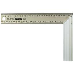 STANLEY Schreinerwinkel, 1-45-685, Stahl   Aluminium, 250 x 140 mm