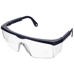 CONNEX Schutzbrille, Kunststoff, blau