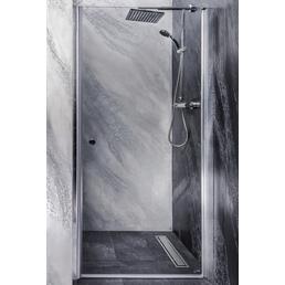 SANOTECHNIK Schwenktür »Brava«, Pendeltür, BxH: 65x195 cm
