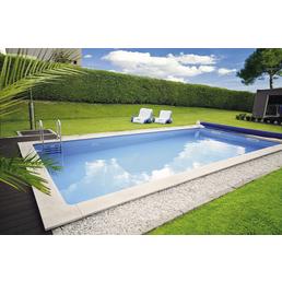 KWAD Schwimmbecken »Kwad Pool «,  rechteckig, B x L x H: 400 x 800 x 235 cm