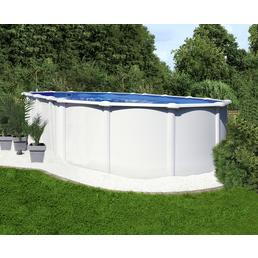 Schwimmbecken »OFB SdL«, oval, B x L x H: 80 x 145 x 1300 cm