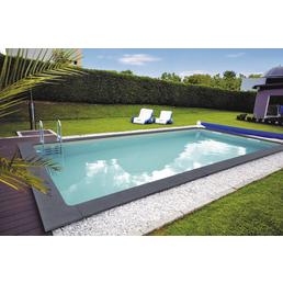 Schwimmbecken »RE-Becken «,  rechteckig, B x L x H: 80 x 120 x 235 cm