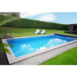 Schwimmbecken »RE-Pool«,  rechteckig, B x L x H: 350 x 700 x 150 cm