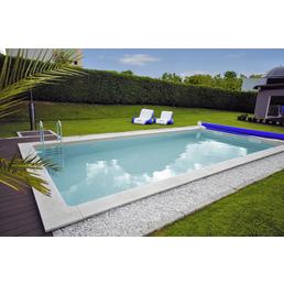 Schwimmbecken »Styroporbecken«,  rechteckig, B x L x H: 80 x 120 x 235 cm