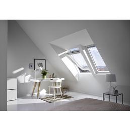VELUX Schwing-Dachfenster »GGU«, VSG, innen weiß, Kunststoff   Holz