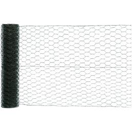 MR. GARDENER Sechseckgeflecht, HxL: 100 x 2500 cm, grün