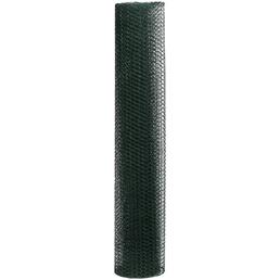 MR. GARDENER Sechseckgeflecht, HxL: 50 x 1000 cm, grün