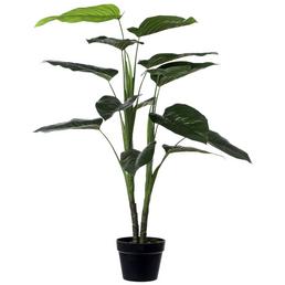 mica® decorations Seidenblume, Philodendron Kunstpflanze, 4 Stück