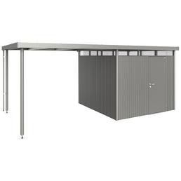 BIOHORT Seitendach »Seitendach zu Gerätehaus HighLine H4«
