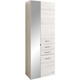 HELD MÖBEL Seitenschrank »Fontana«, BxHxT: 65 x 180 x 35 cm