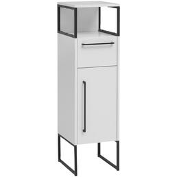 SCHILDMEYER Seitenschrank »Limone«, BxHxT: 30,4 x 112,5 x 33,1 cm