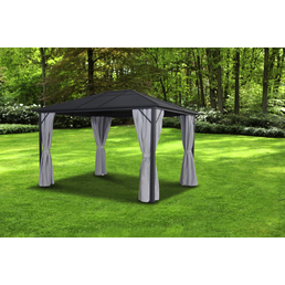 CASAYA Seitenteile für Pavillon, rechteckig, BxT: 300 x 300 cm