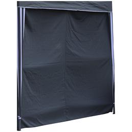 BELLAVISTA Seitenteile, grau, Breite: 290 cm, Polyester