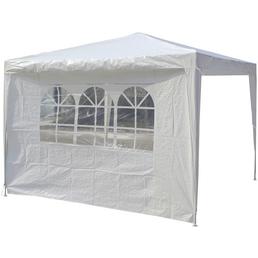 BELLAVISTA Seitenteile, weiß, Breite: 290 cm, Polyethylen