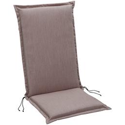 BEST Sesselauflage »Comfort-Line«, B x L x H: 50  x 120  x 7 cm
