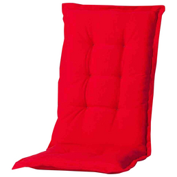 MADISON Sesselauflage »Panama«, rot, BxL: 50 x 123 cm