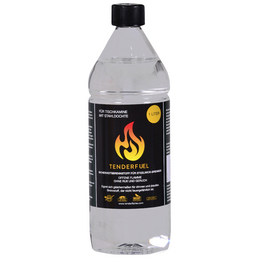 TENDERFLAME Sicherheitsbrennstoff »Tenderfuel«, geeignet für: Tischkamine mit Stahldochten