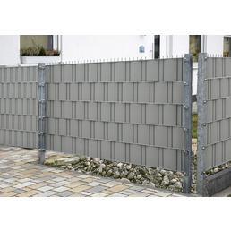 FLORAWORLD Sichtschutzstreifen »classic«, PP, LxH: 2050 x 19 cm