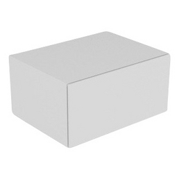 KEUCO Sideboard »Edition 11«, B x H x T: 70 x 35 x 53,5 cm, weiß matt