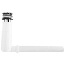 """CORNAT Siphon »Easy Clean«, kunststoff/messing, 1 1/4"""", weiß"""