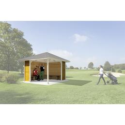 WEKA Sitzgelengheit für Gartenhäuser, Holz