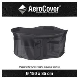 AeroCover Sitzgruppenschutzhülle, Ø 150 x H. 85  cm