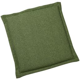 BEST Sitzkissen »Happy-Line«, Sitzkissen, grün, Uni, BxL: 46 x 46 cm
