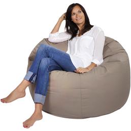 OUTBAG Sitzsack, Ø90 x 75 cm