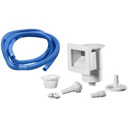 MYPOOL Skimmer für Rund- und Ovalformpools, Kunststoff