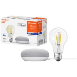 LEDVANCE Smart Home Starter-Kit, E27, 2700 K, warmweiß, 650 lm
