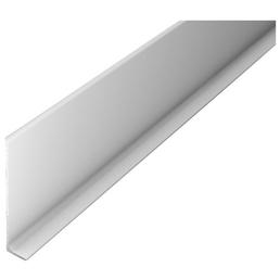 CARL PRINZ Sockelleiste, silberfarben, Aluminium, 270 x 6 x 1,1 cm